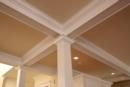 Decorative Crown Accents in Custom Home
