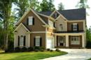 Craftsman Style Exterior in Estates of Grey Oaks