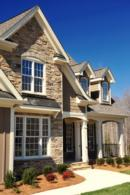 Beautiful Home Stone Exterior New Construction